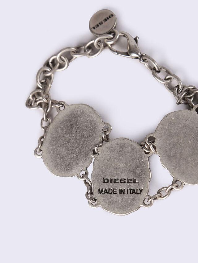 A-STONEH BRACELET, Silver
