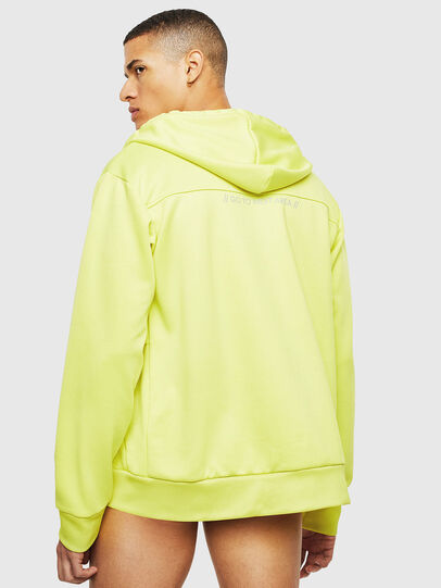 Diesel - BMOWT-GILLHOOD, Yellow Fluo - Out of water - Image 2