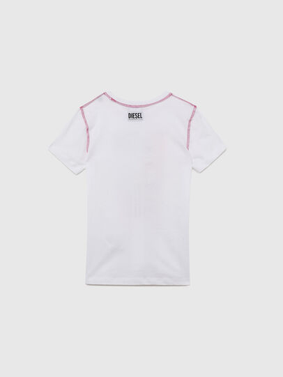 Diesel - TSILYROS, White - T-shirts and Tops - Image 2