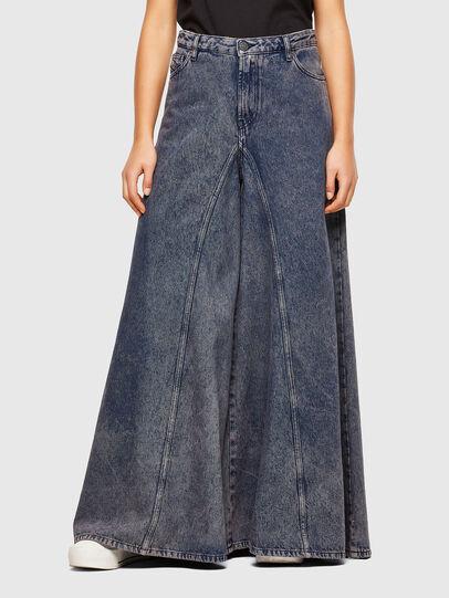 Diesel - D-Spritzz 009RP, Dark Blue - Jeans - Image 1
