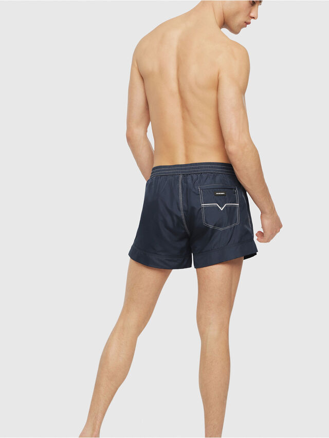 Diesel BMBX-SANDY 2.017, Blue - Swim shorts - Image 2