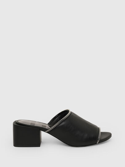 Diesel - SA-JAYNET SB, Black - Sandals - Image 1