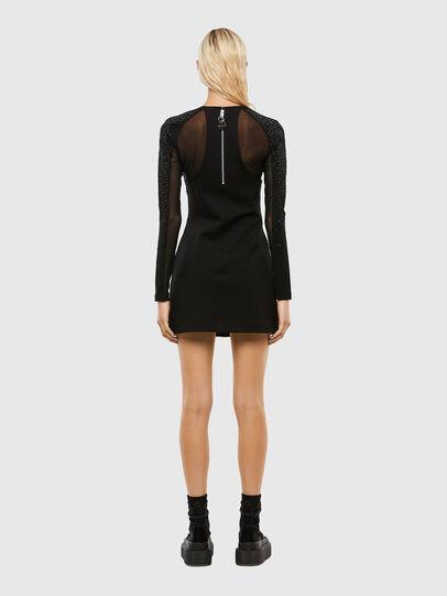 Diesel - D-BRILLA, Black - Dresses - Image 2