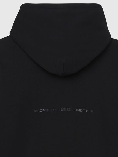 Diesel - S-ALBY-X5, Black - Sweaters - Image 4