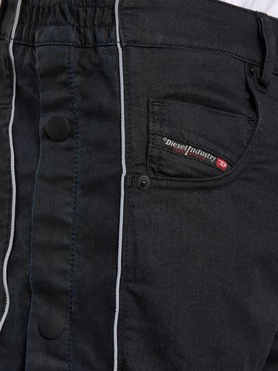 Diesel - KROOLEY JoggJeans® 0KAYO, Black/Dark grey - Jeans - Image 3