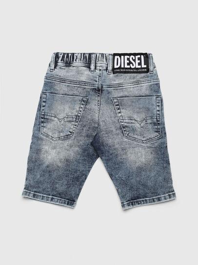 Diesel - KROOLEY-NE-J SH, Light Blue - Shorts - Image 2