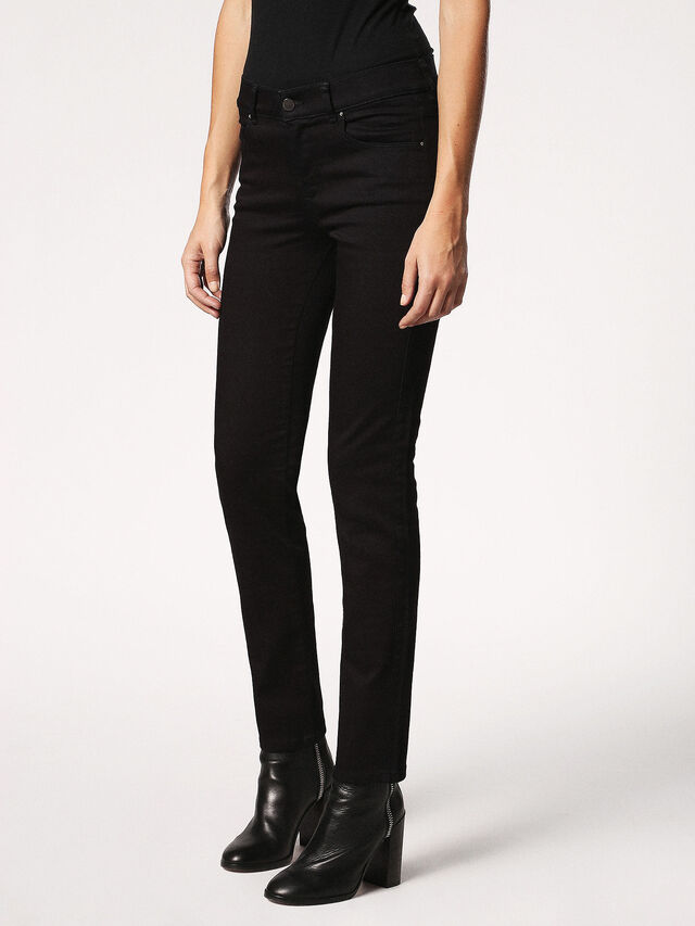 Diesel - Sandy 0800R, Black/Dark grey - Jeans - Image 7