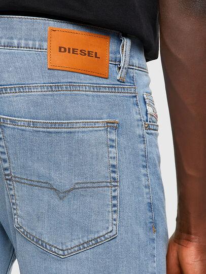Diesel - D-Luster 009NX, Light Blue - Jeans - Image 3