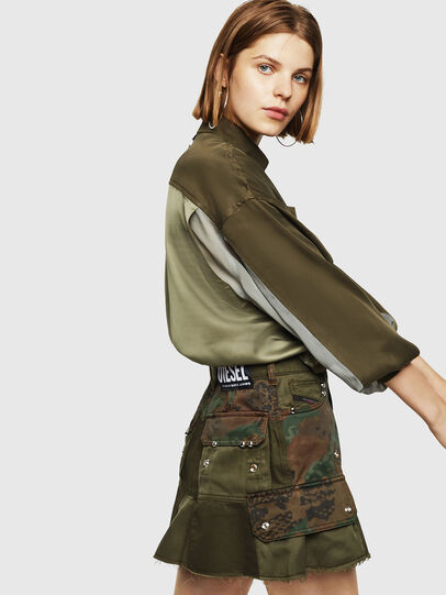 Diesel - O-AMATA,  - Skirts - Image 6