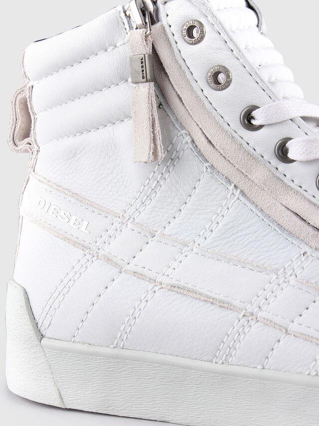 Diesel D-STRING PLUS, White - Sneakers - Image 5
