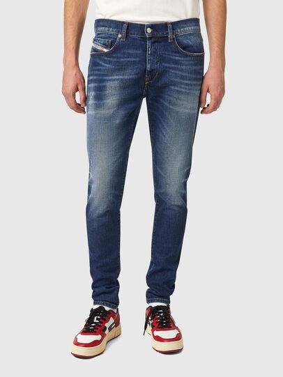 Diesel - D-Strukt 09A92, Medium blue - Jeans - Image 1