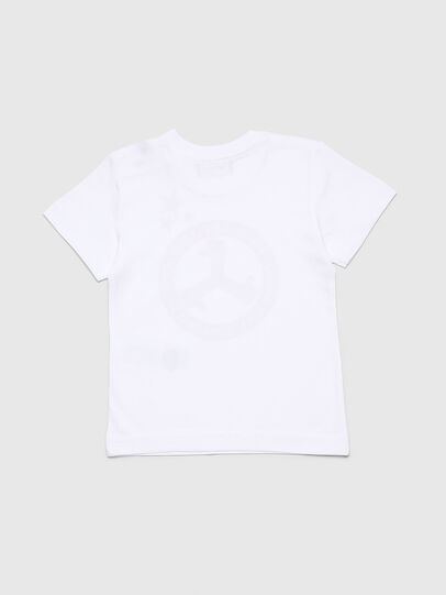 Diesel - TARTB, White - T-shirts and Tops - Image 2