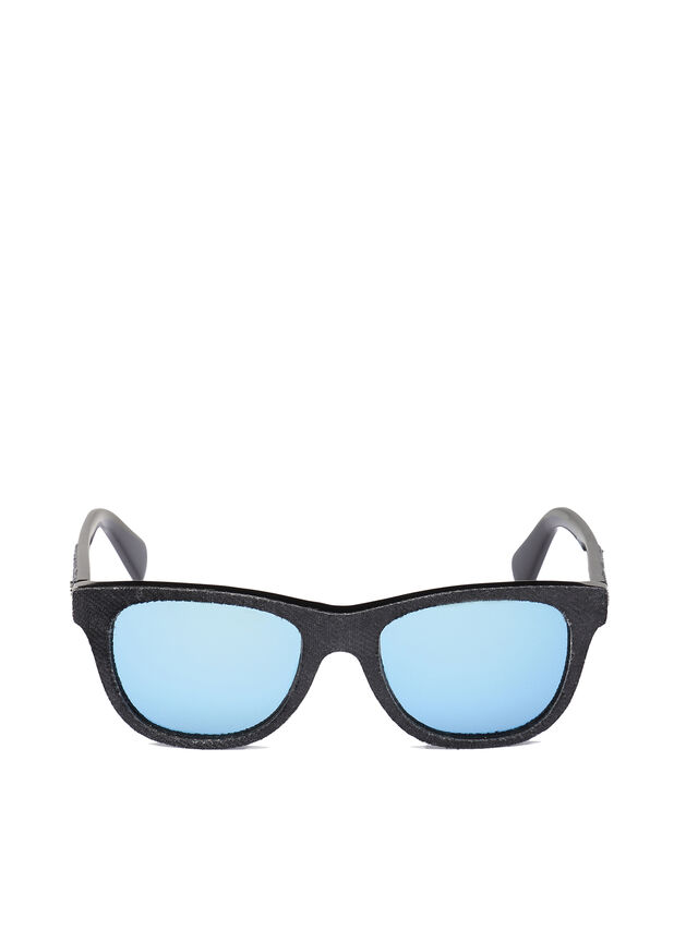 KIDS DM0200, Black Jeans - Kid Eyewear - Image 1