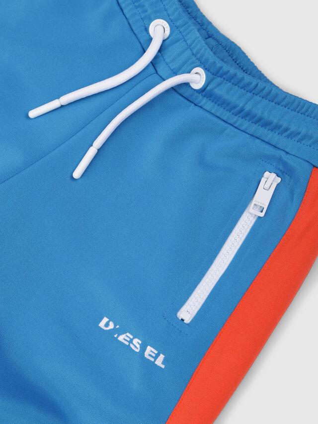 Diesel - PSKA, Blue/Orange - Pants - Image 3