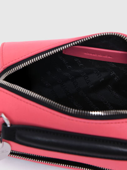 Diesel - CAYAC LT, Pink - Crossbody Bags - Image 4