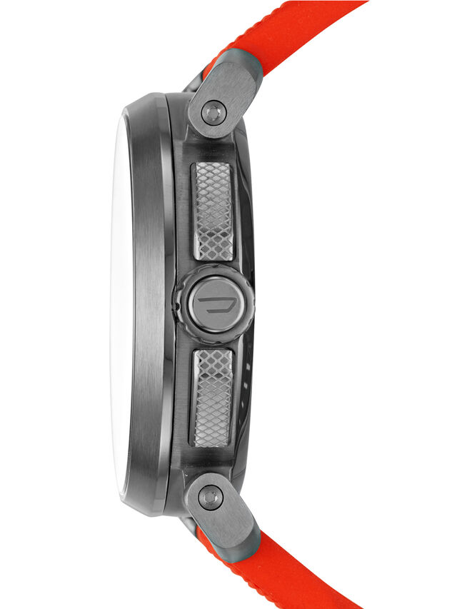 Diesel - DT1005, Red - Smartwatches - Image 2