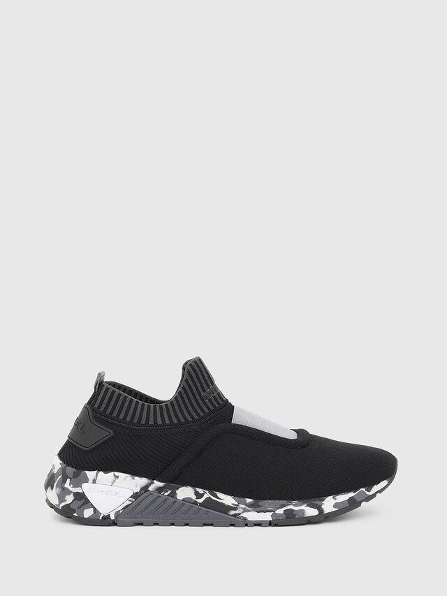 Diesel - S-KB SE, Black/Grey - Sneakers - Image 1