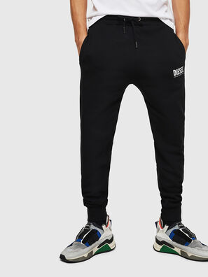 P-TARY-LOGO, Black - Pants