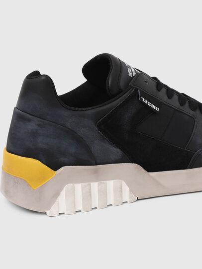 Diesel - S-RUA LOW90, Blue/Black - Sneakers - Image 5