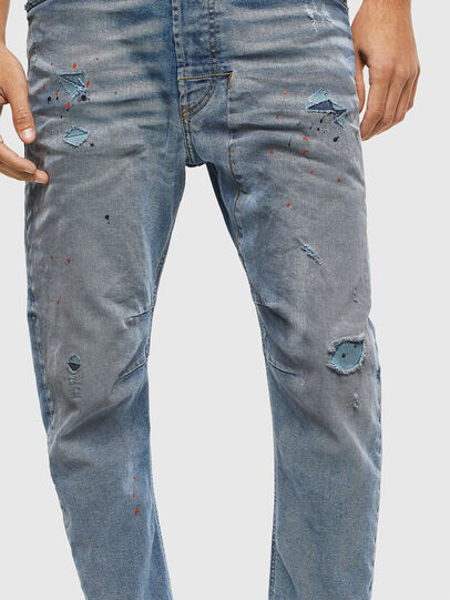 Diesel - Narrot 009BN, Medium blue - Jeans - Image 5