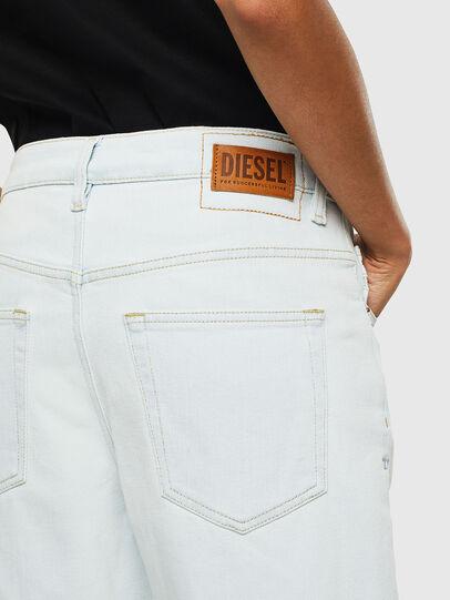 Diesel - D-Reggy 009BW, Light Blue - Jeans - Image 5