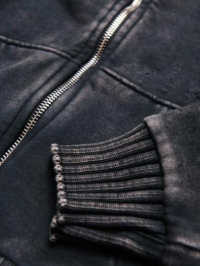 Diesel - STAPP, Anthracite - Sweaters - Image 3