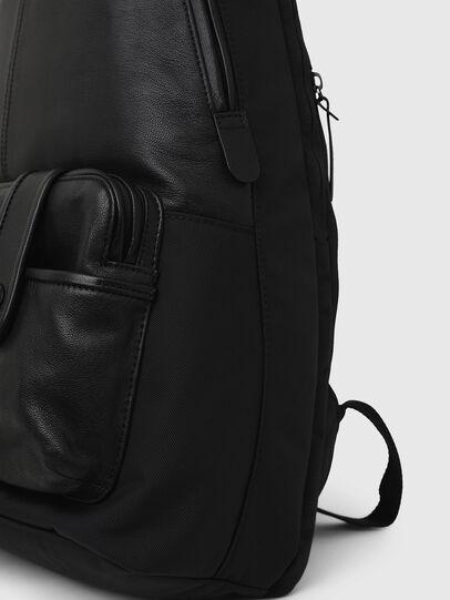 Diesel - MONTEKKIO, Black - Backpacks - Image 5