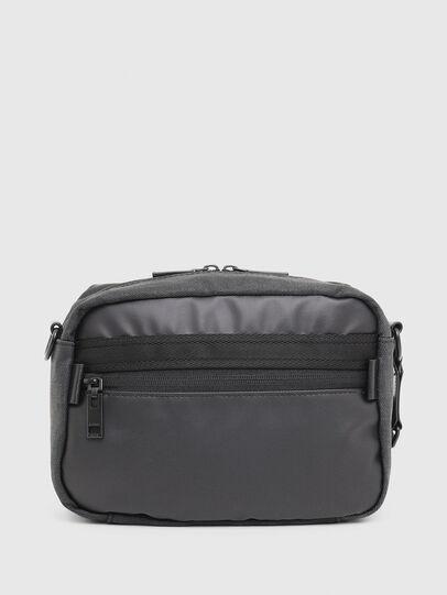Diesel - D-SUBTORYAL SMALLCRO, Black - Crossbody Bags - Image 2