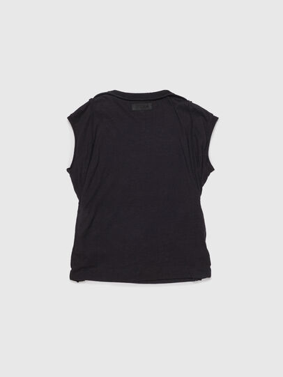 Diesel - TKALYJ, Black - T-shirts and Tops - Image 2