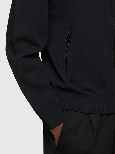 Diesel - K-OREGON BLACK, Black - Knitwear - Image 4