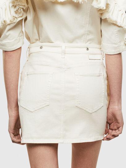 Diesel - D-FRU JOGGJEANS, Cream - Skirts - Image 2