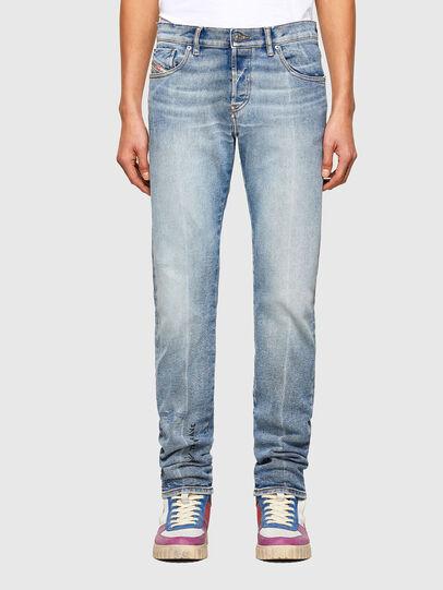 Diesel - D-Kras 009VW, Light Blue - Jeans - Image 1