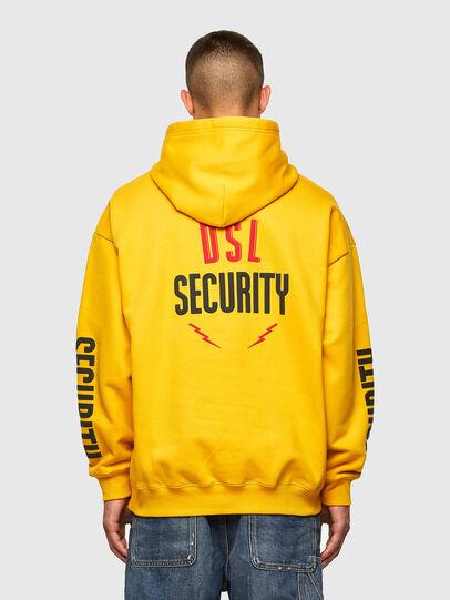 Diesel - S-UMMER-N72, Yellow - Sweaters - Image 2