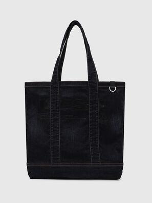 F-THISBAG SHOPPER NS, Dark Blue - Shopping and Shoulder Bags
