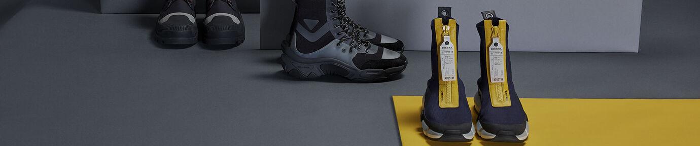 Shop Diesel shoes for men