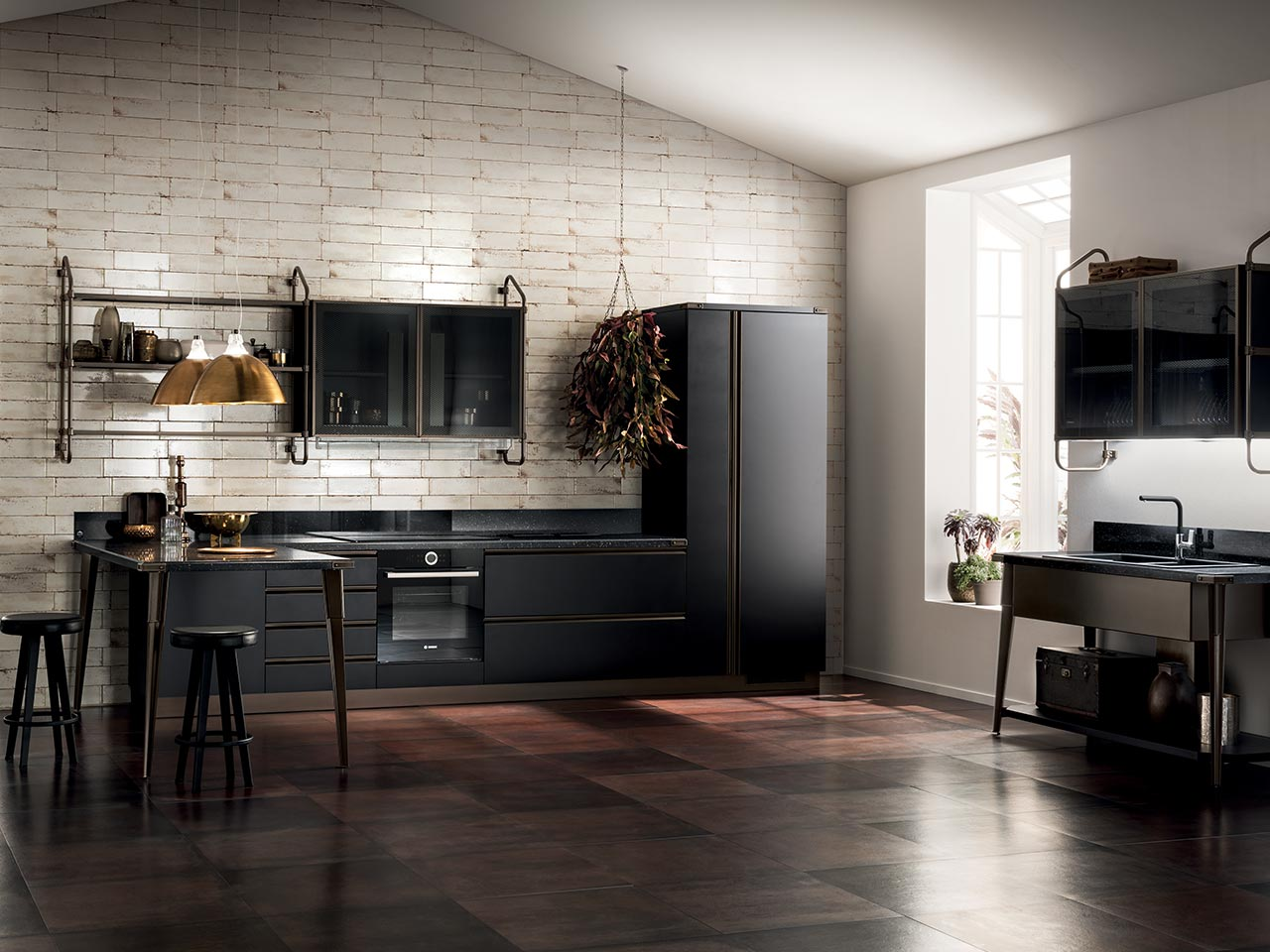 KITCHEN SCAVOLINI