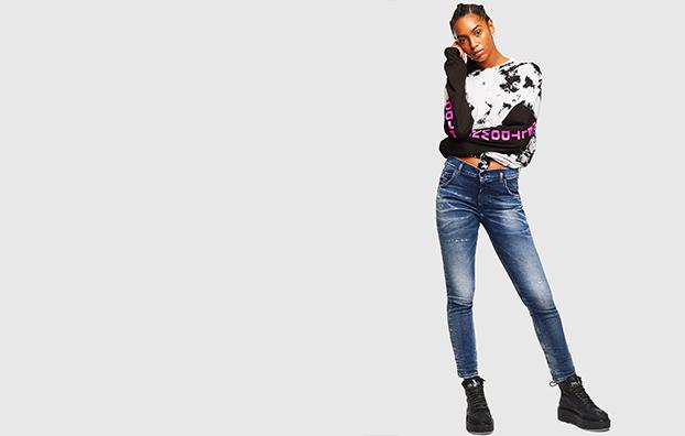 Discover Krailey JoggJeans