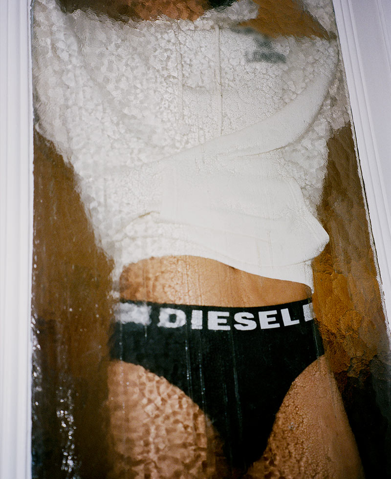Diesel Gift Guide: Diesel Logo for Men