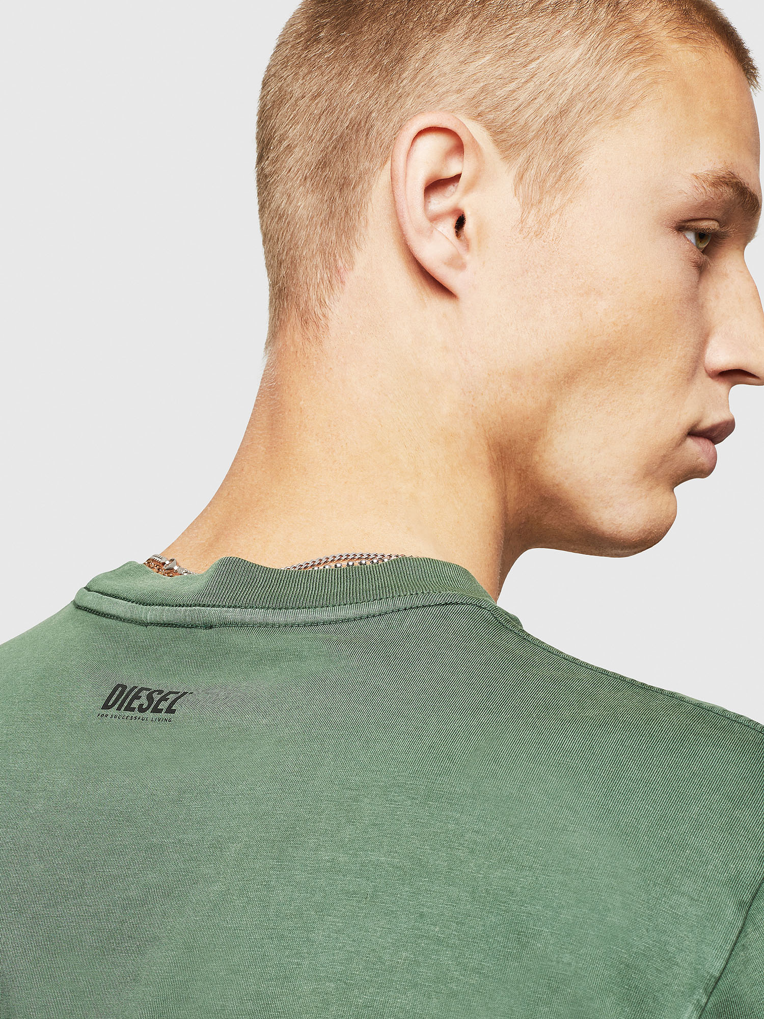 Diesel - T-THURE,  - T-Shirts - Image 3