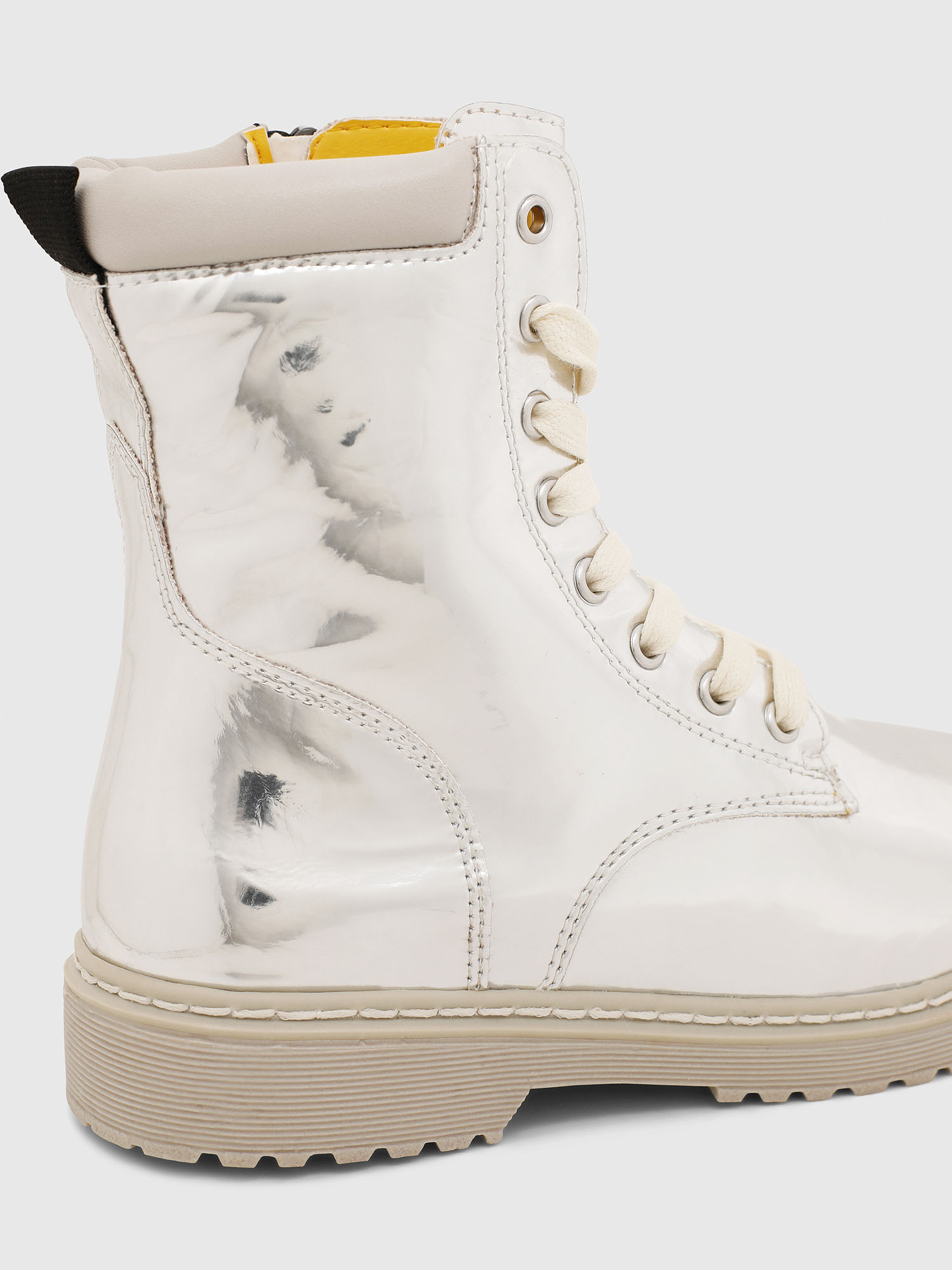 Diesel - HB LACE UP 04 CH,  - Footwear - Image 5