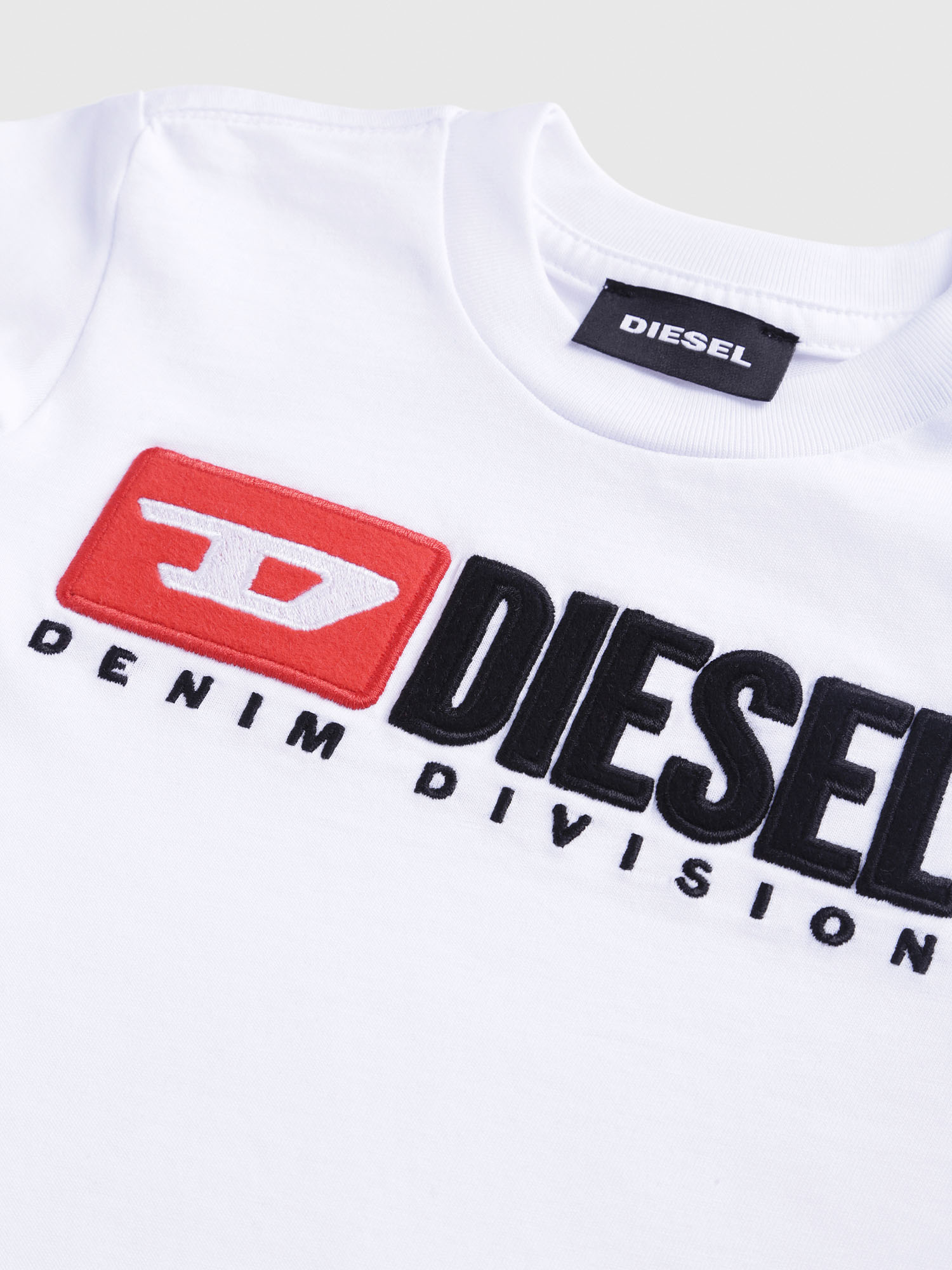Diesel - TJUSTDIVISIONB,  - T-shirts and Tops - Image 3