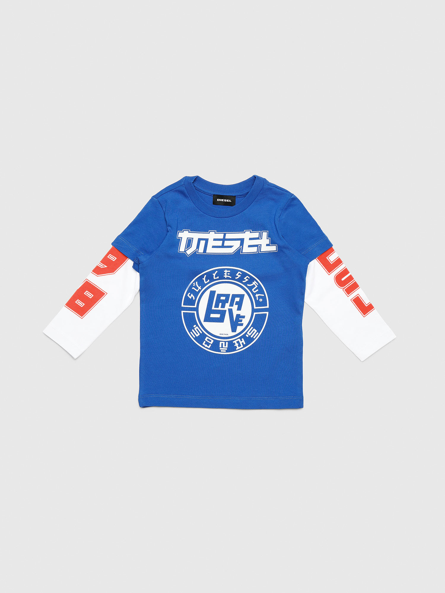 Diesel - TUCOB-R,  - T-shirts and Tops - Image 1
