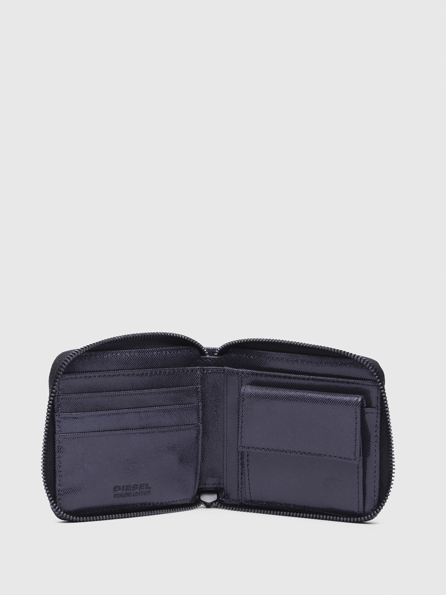 Diesel - ZIPPY HIRESH S WITH,  - Zip-Round Wallets - Image 4