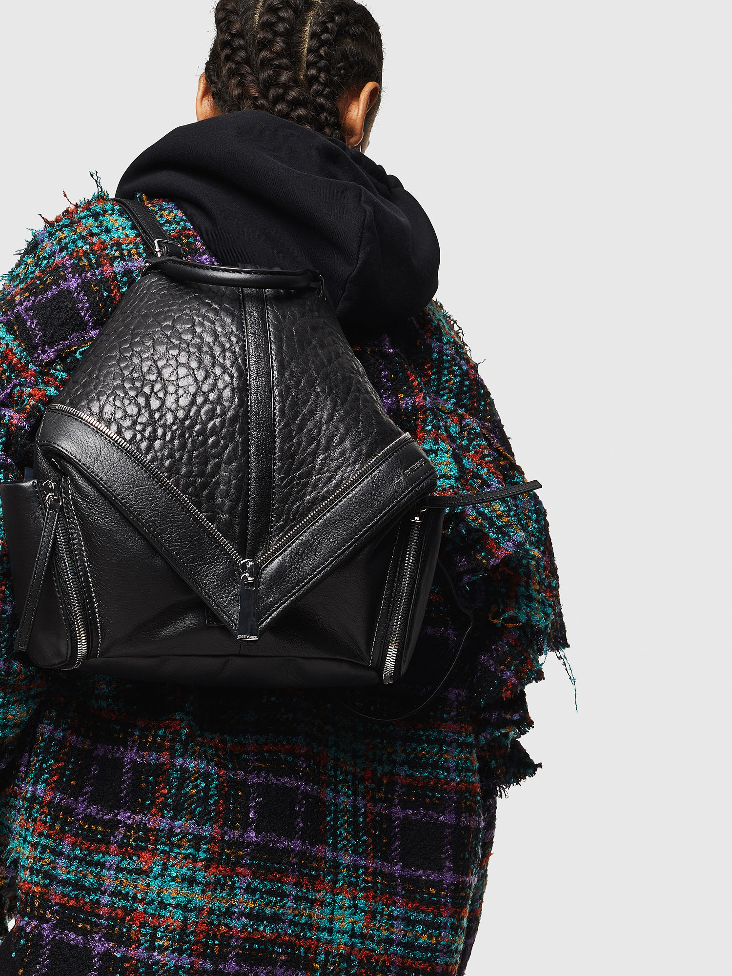 Diesel - LE-MHONIC,  - Backpacks - Image 7