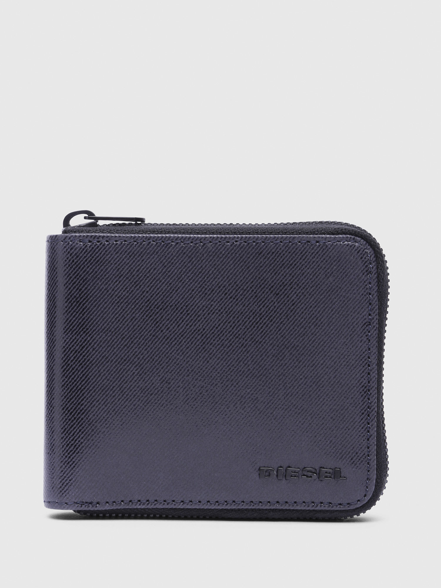 Diesel - ZIPPY HIRESH S WITH,  - Zip-Round Wallets - Image 1