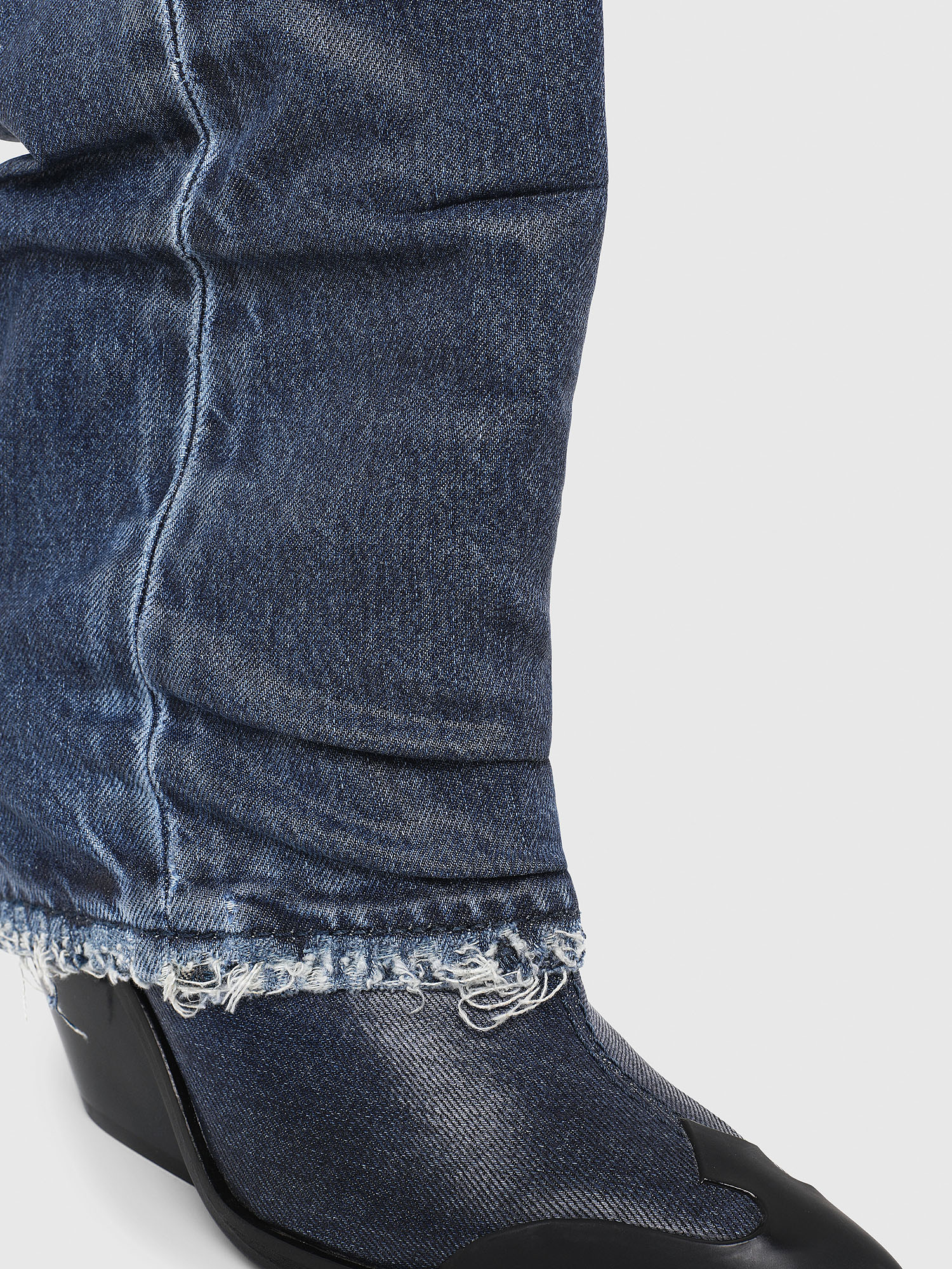 Diesel - D-WEST MB,  - Ankle Boots - Image 4