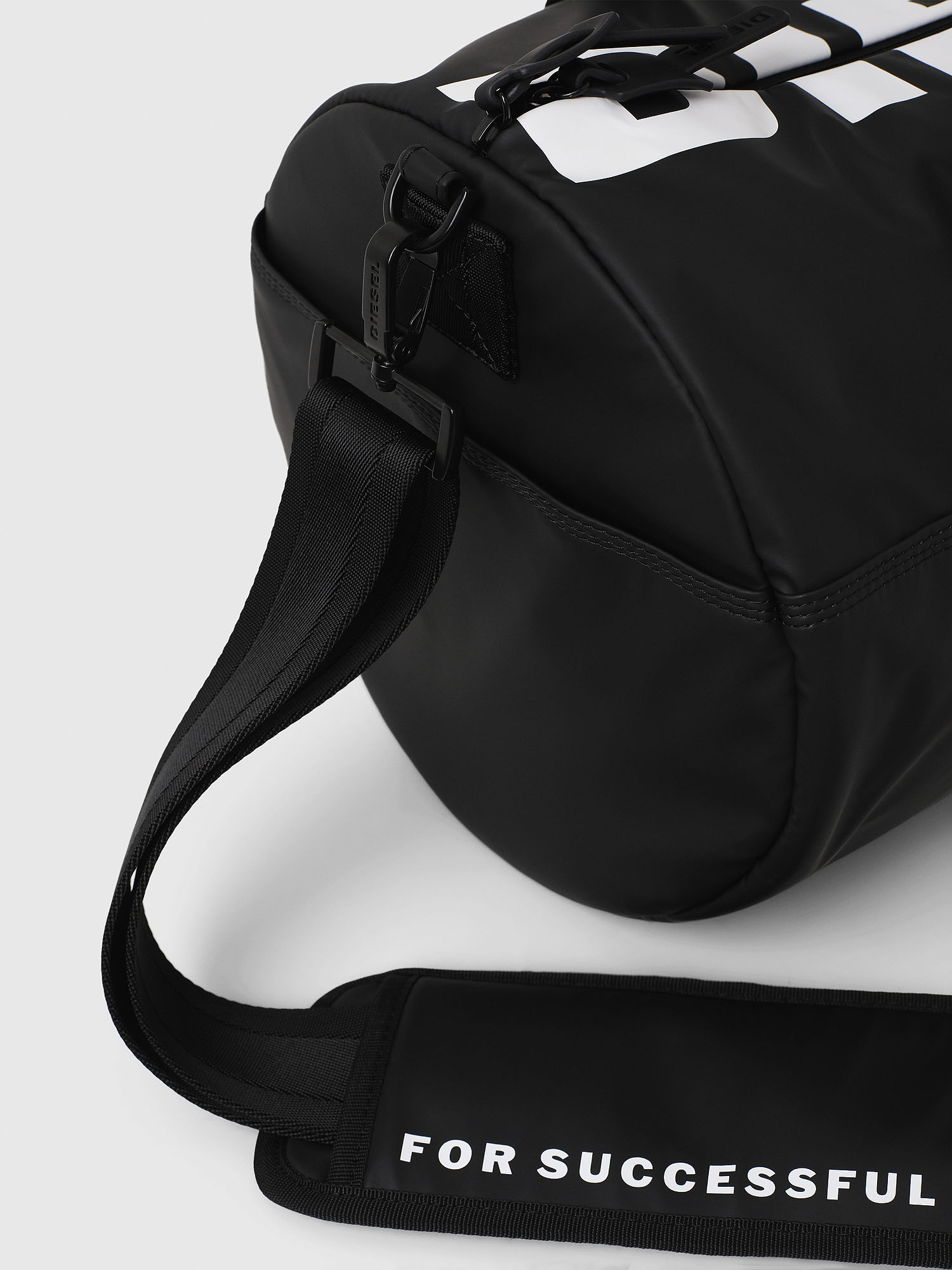 Diesel - F-BOLD DUFFLE,  - Travel Bags - Image 4