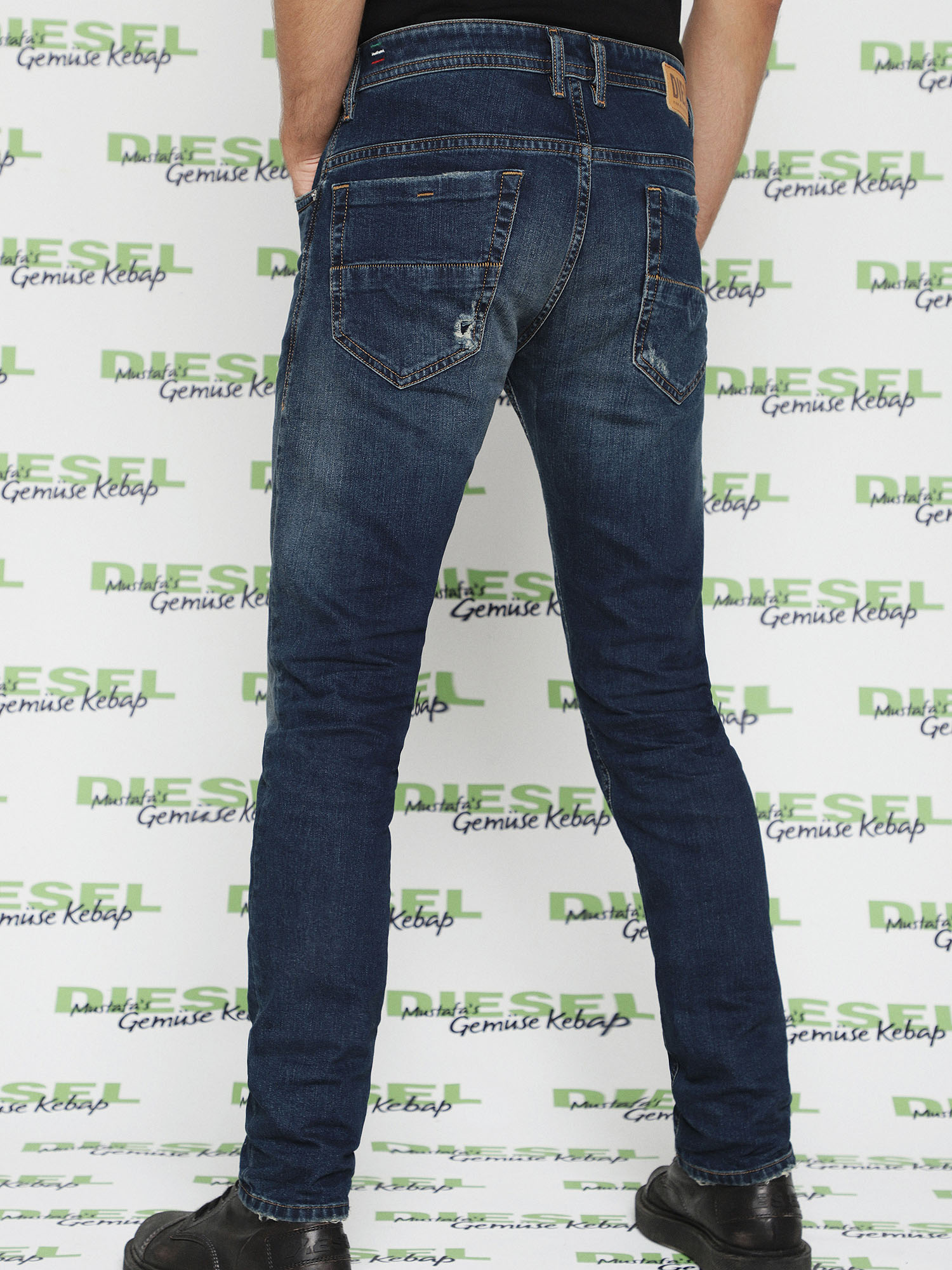 Diesel - Thommer 082AI,  - Jeans - Image 2